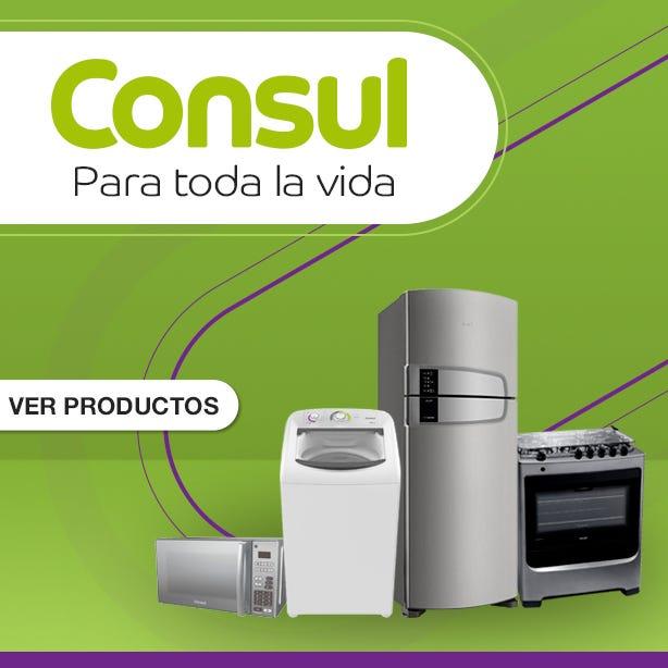 Consul   Dismac electrodomésticos