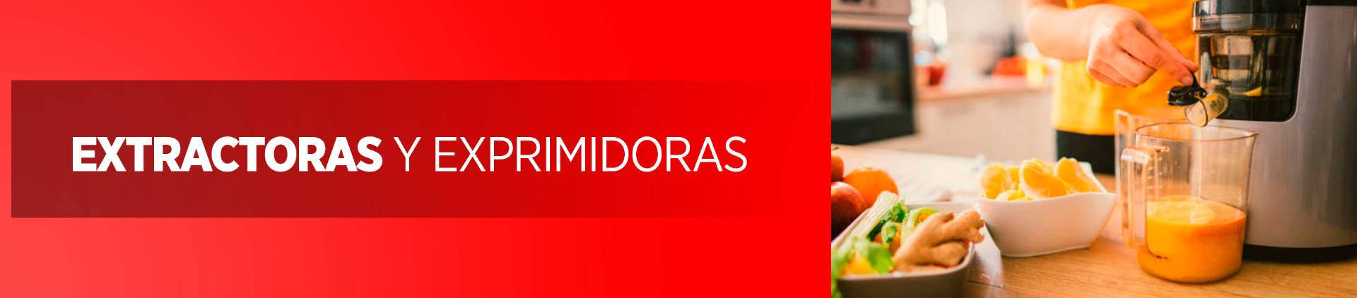 Extractoras y exprimidoras | Dismac