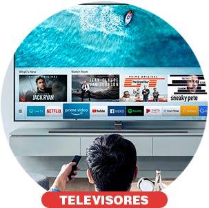 Televisores Smart tv | Dismac