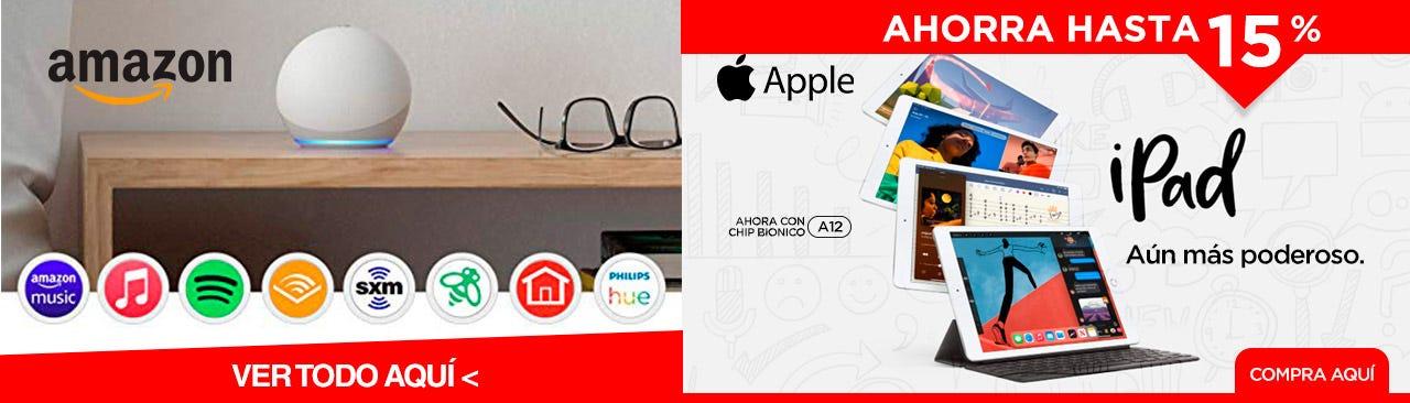 Apple y Amazon | Dismac