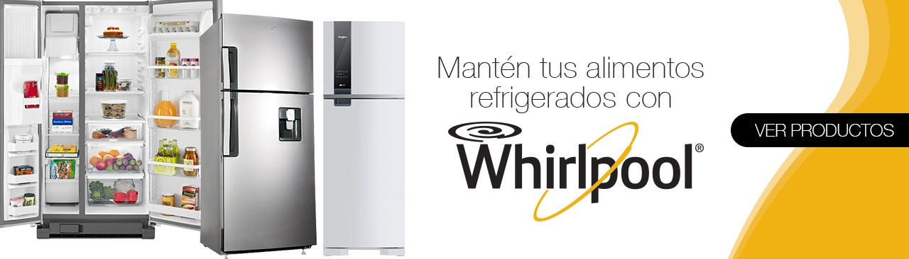 Whirlpool productos
